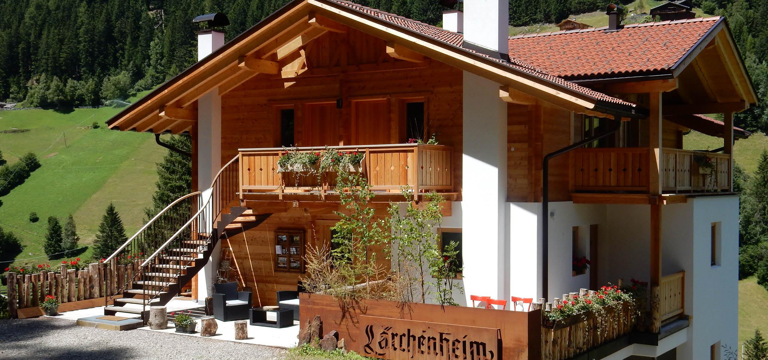 Casa vacanza alto adige nelle dolomiti appartamenti in for Mezza pensione bressanone